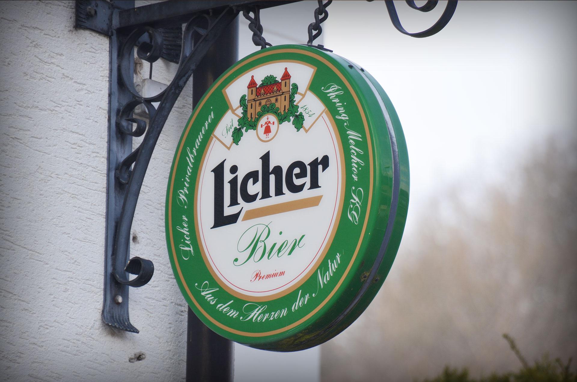 Gasthof-Kanzelstein-Licher