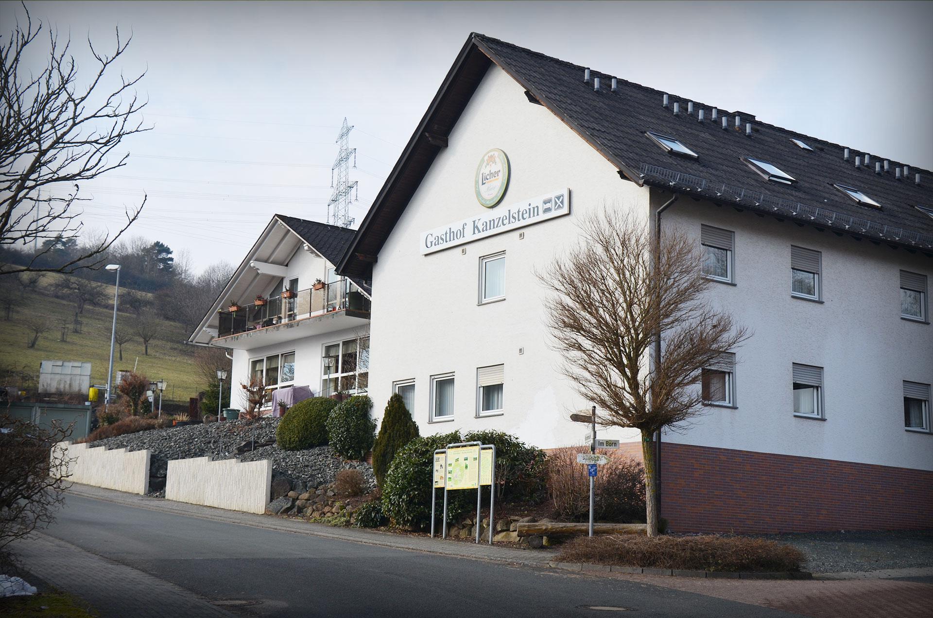 Gasthof-Kanzelstein